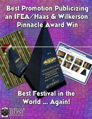 Portland Rose Festival Foundation - International Festivals & Events ...