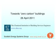 Introduction - Scottish Energy Systems Group