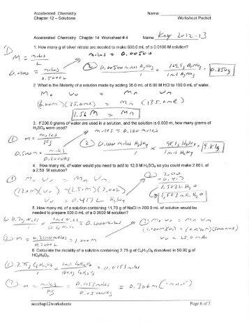 Worksheets Parts Per Million Problems Worksheet parts per million worksheet vintagegrn humorholics