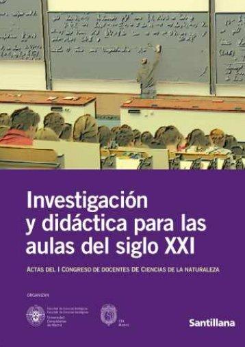 Investigación y didáctica para las aulas del siglo XXI - Colegio de ...