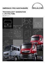 TRUCKNOLOGY® GENERATION L a M (TGL/TGM) - MANTED