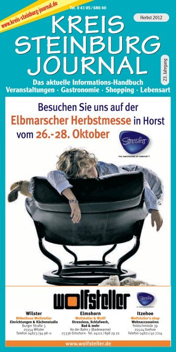 Kreis Steinburg Journal Herbst 2012