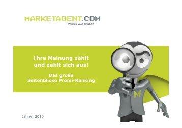 TOP 10 - Marketagent.com