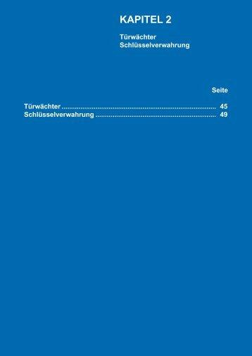 KAPITEL 2 - Schweisthal