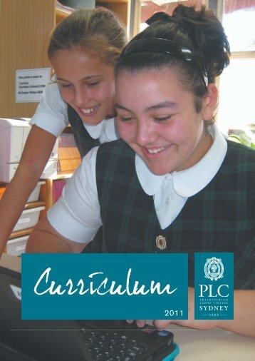 Junior School - Presbyterian Ladies' College
