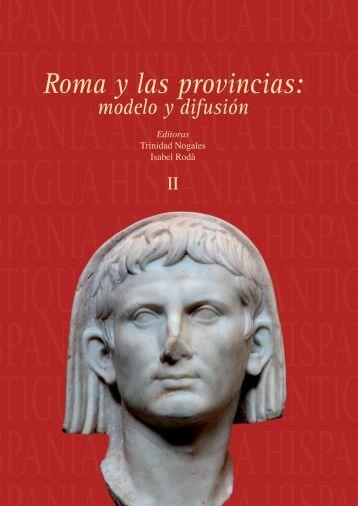 Roma y las provincias: - ceipac - Universitat de Barcelona
