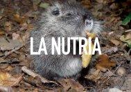 la NUTRIA
