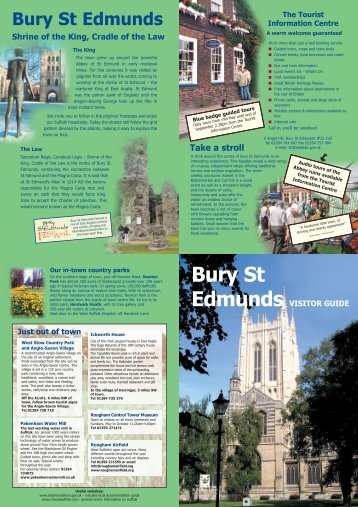 outer 4 pages - St Edmundsbury Borough Council