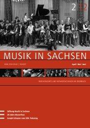 Der Converter - Sächsischer Musikrat eV