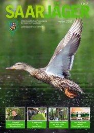 Herbst 2011 - Vereinigung der Jäger des Saarlandes