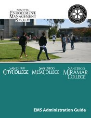 EMS Administration Guide - Instructional Services - San Diego ...