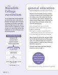 Advising & Registration Workbook - Meredith College - Page 4