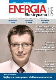 numer 4/2009 - E-elektryczna.pl