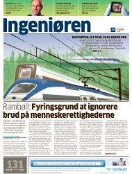 Rambøll: Fyringsgrund at ignorere brud på ... - LiveBook