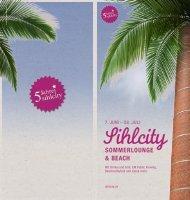 Sommerlounge & Beach - Sihlcity