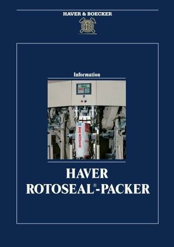 HAVER ROTOSEAL®-PACKER - SALAM Enterprises