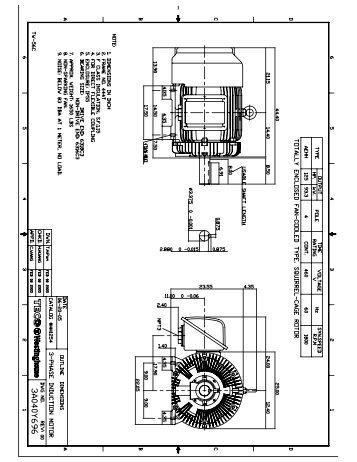 HH1254 - TECO-Westinghouse Motor Company