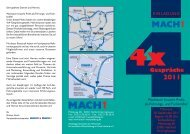 2011 - MACH1 Weiterbildung
