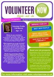 Limavady - Volunteer Now
