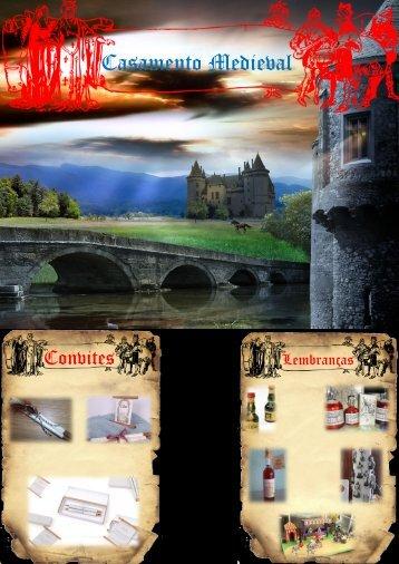 Casamento Medieval - O Nosso Casamento