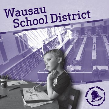 District Brochure - Wausau School District