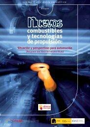Nuevos Combustibles y Tecnologías de Propulsión - Inicio