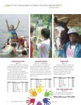 yMCa CaMP iCaghowan - YMCAs - Page 6
