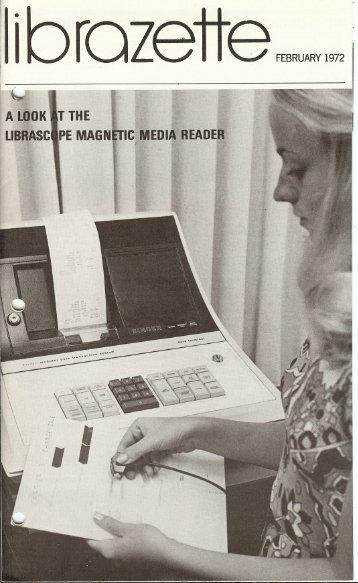 LlBRASCPE MAGN - Librascope Memories