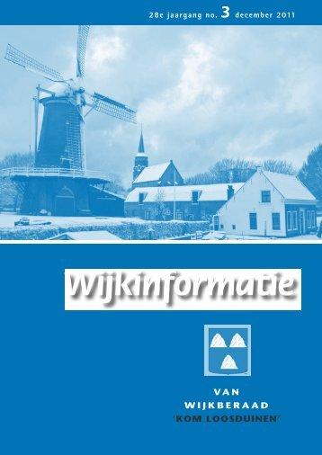 december 2011 - Komloosduinen