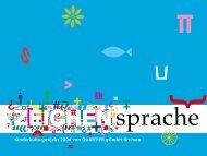 ZEICHENsprache - Sabine Schellhorn