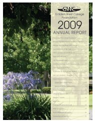 ANNUAL REPORT - Golden West College