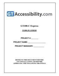 EN_GT100_Express_WDB.. - Global Tardif Groupe manufacturier d ...