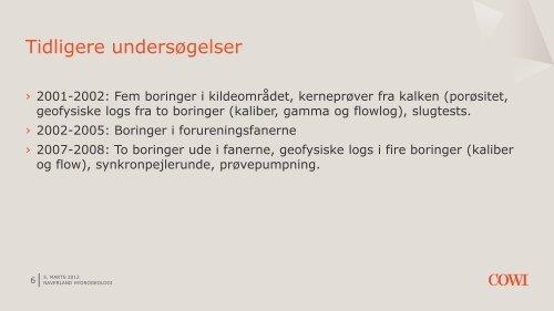Naverland hydrogeologi - ATV - Jord og Grundvand
