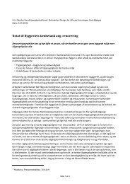 Notat til tænketank 15 maj 2012 - Ejendomsviden
