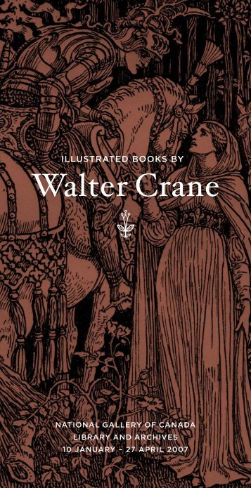 Walter Crane E - National Gallery of Canada