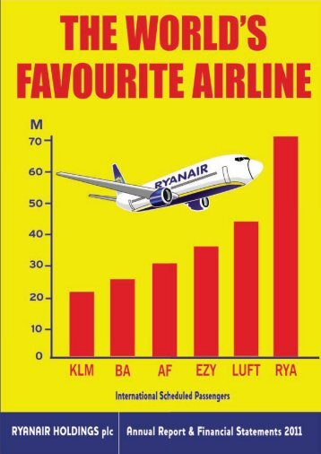 Annual Report 2011 Final - Ryanair