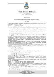 demanio maritt - Comune di Torre del Greco