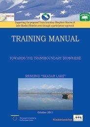 Training manual towards trans boundary ... - NVO Green Home
