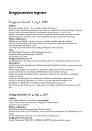 Register (PDF) - Dragter i Danmark
