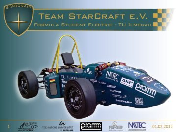 Newsletter Januar 2012 - Team StarCraft eV