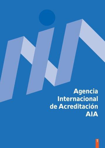 Agencia Internacional de Acreditación