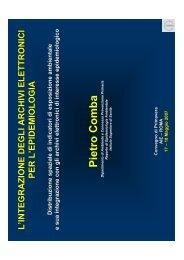 Distribuzione spaziale di indicatori di esposizione ambientale e sua ...