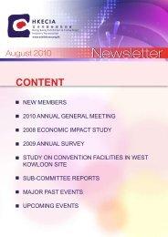Newsletter - hkecia