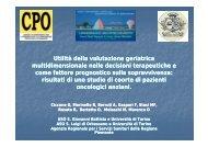G. Ciccone, Utilità della valutazione geriatrica multidimensionale ...