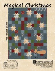 to download the 'Magical Christmas' free - Stitch-N-Frame