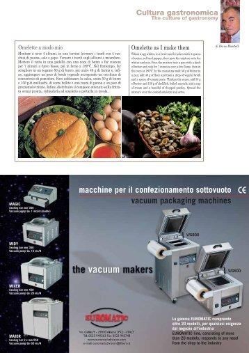 Cultura gastronomica - Zafferano.org