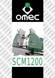 SCM1200 - RT servis