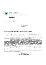 flormart-miflor 2005 - Regione Marche