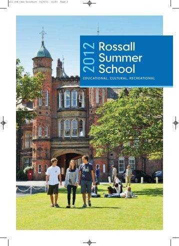 Rossall Summer School - GoAbroad.com