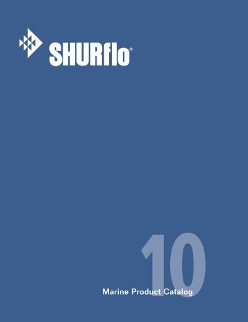 Marine Product Catalog - SHURflo
